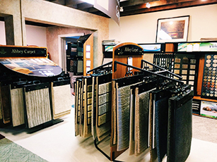 Laurie's Flooring & Window Fashions has the perfect carpet for your busy lifestyle - come see our showroom today!